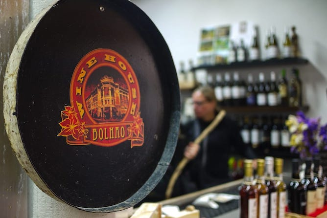 bolhao wine house
