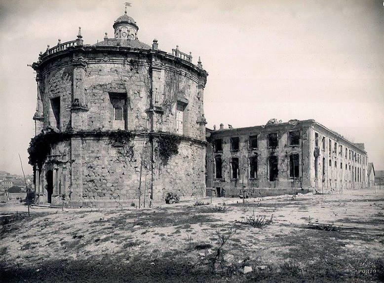 convento serra pilar 1920