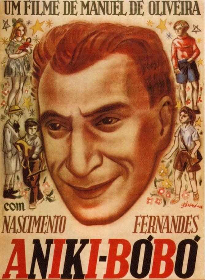 cover movie aniki bobo manuel oliveira