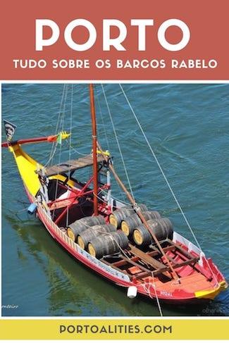 historia barcos rabelo porto