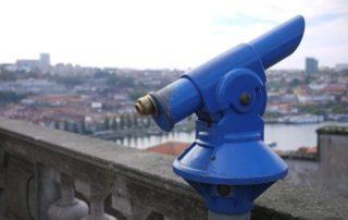 lista melhores mirantes porto portugal