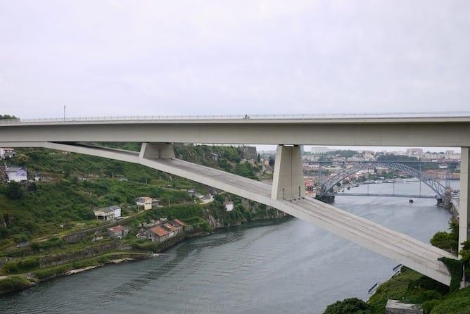 mirante fontainhas porto ponte infante