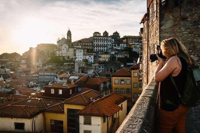 mirante grilos porto portugal