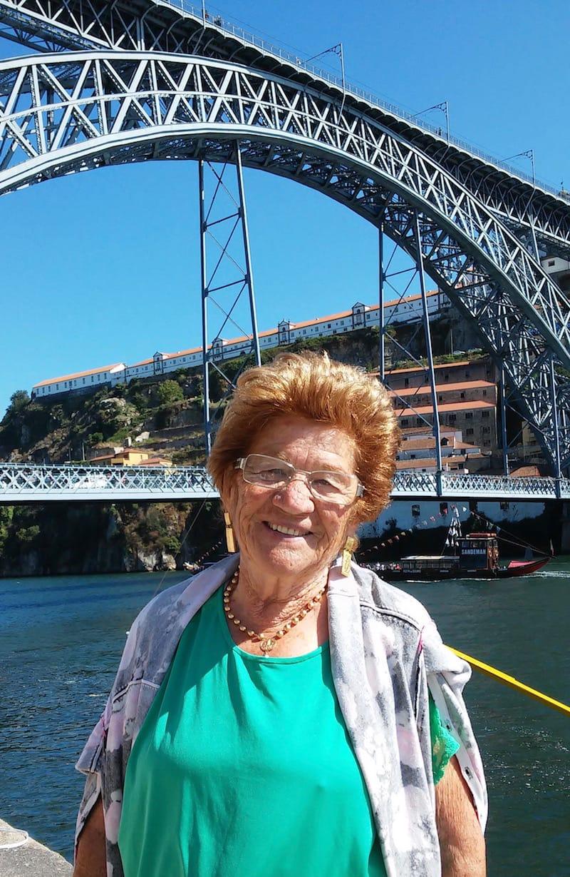 olinda rabelo ribeira luis bridge porto