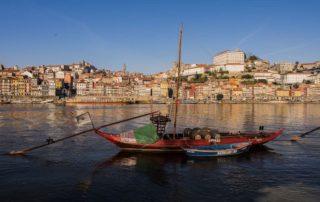 rabelo boats douro river cruise