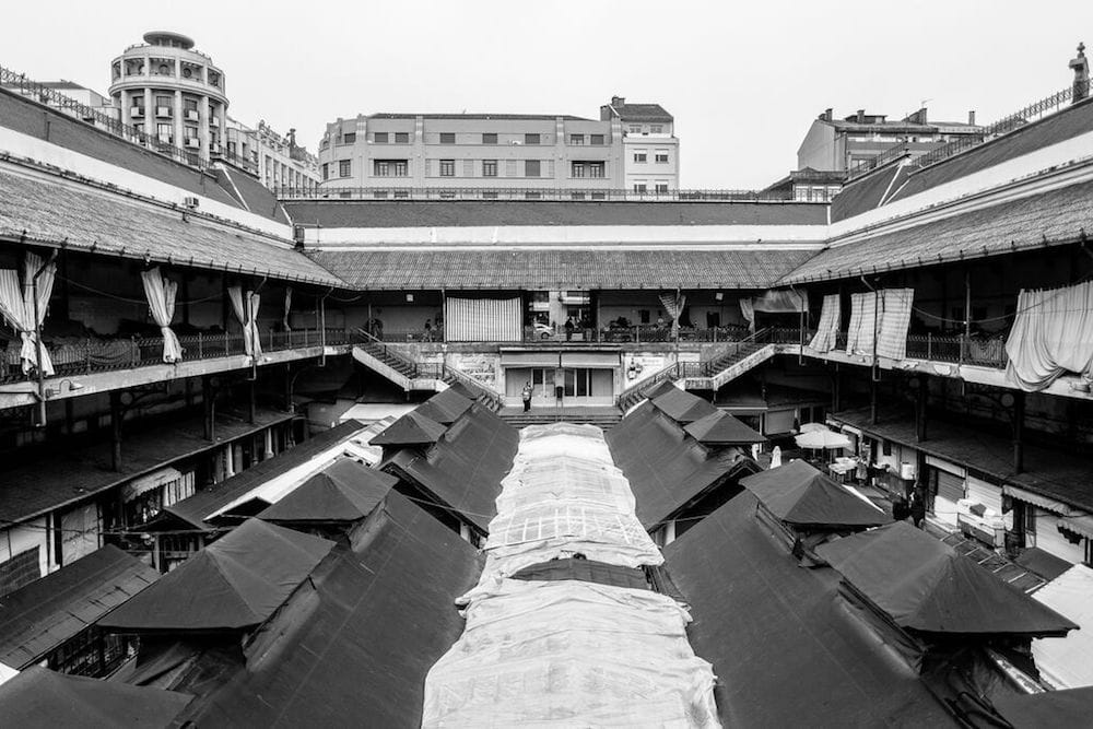 bolhao market porto before renovation