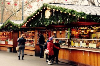 christmas market porto