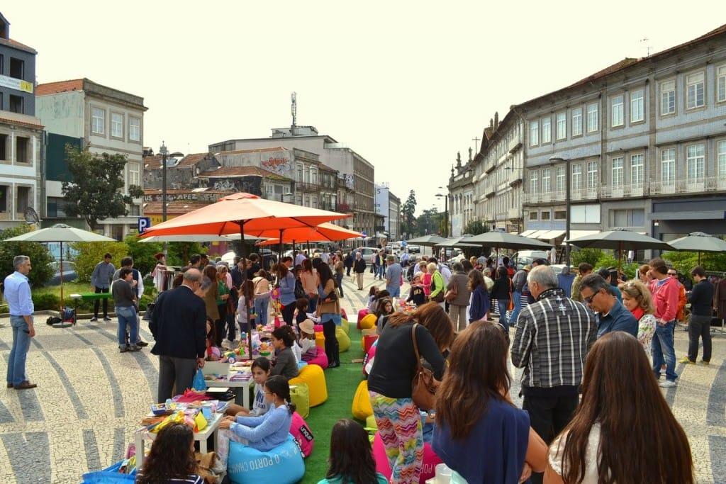 christmas markets porto belo market