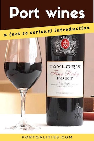 introduction to port wine ruby