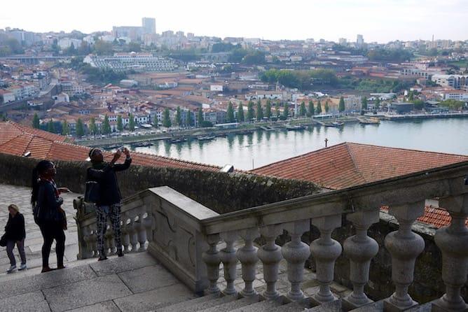 lookout porto se portos cathedral