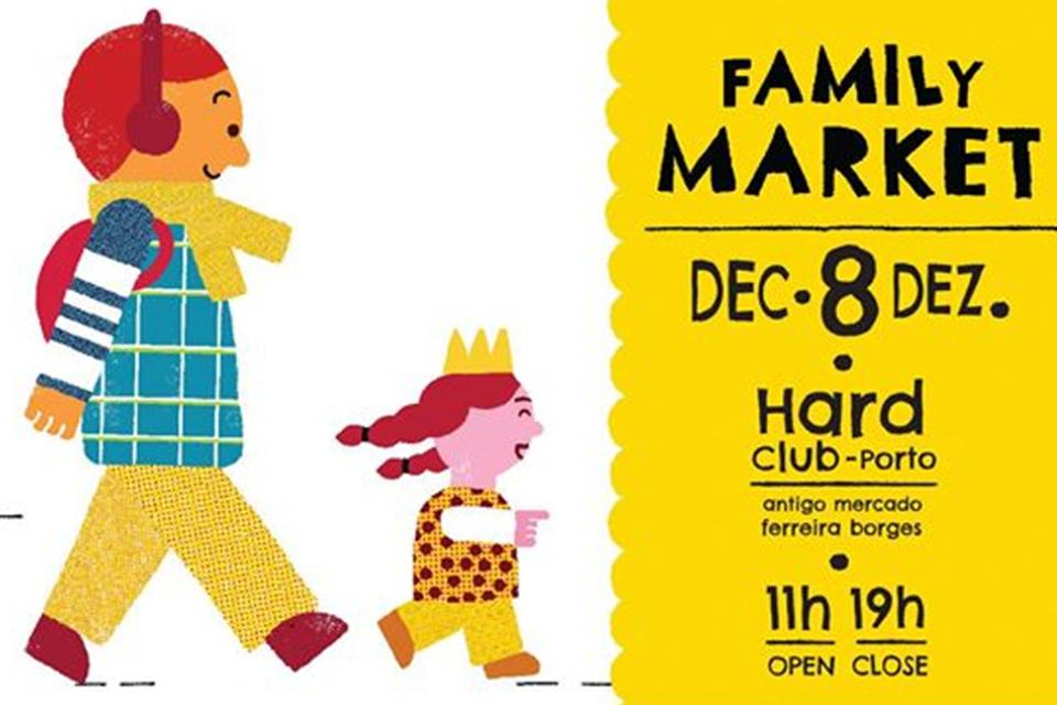 mercados natal porto famlily market xmas edition