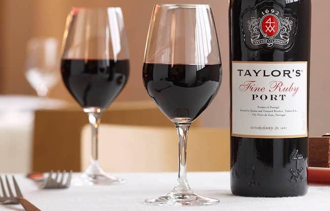 ruby port wine