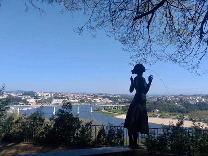 viewpoint porto barao nova sintra gardens