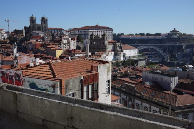 viewpoint porto vitoria jewish neihborhood