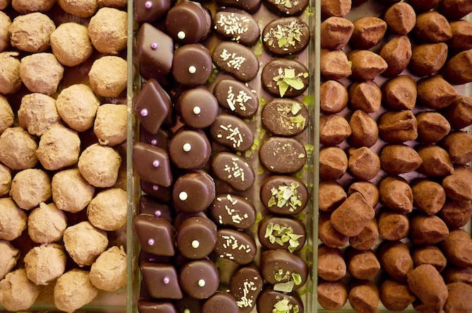 best places buy chocolate porto