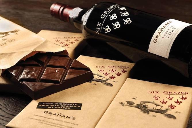 equador chocolate port wine
