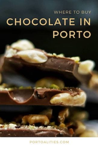 where buy chocolate porto