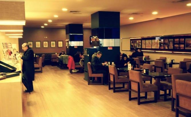 arcadia boavista cafes work porto
