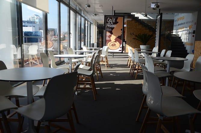 atmosfera m cafes work porto