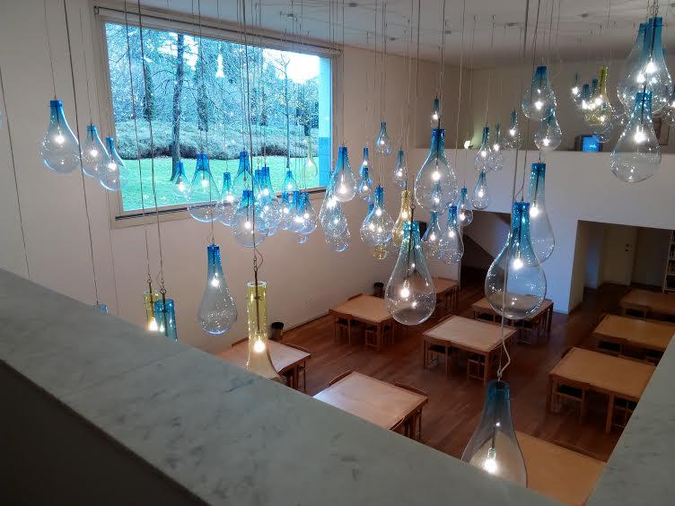 library serralves museum contemporary art work cafes porto