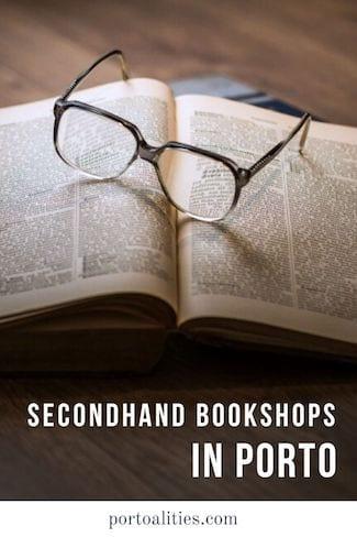 best secondhand bookstores porto portugal