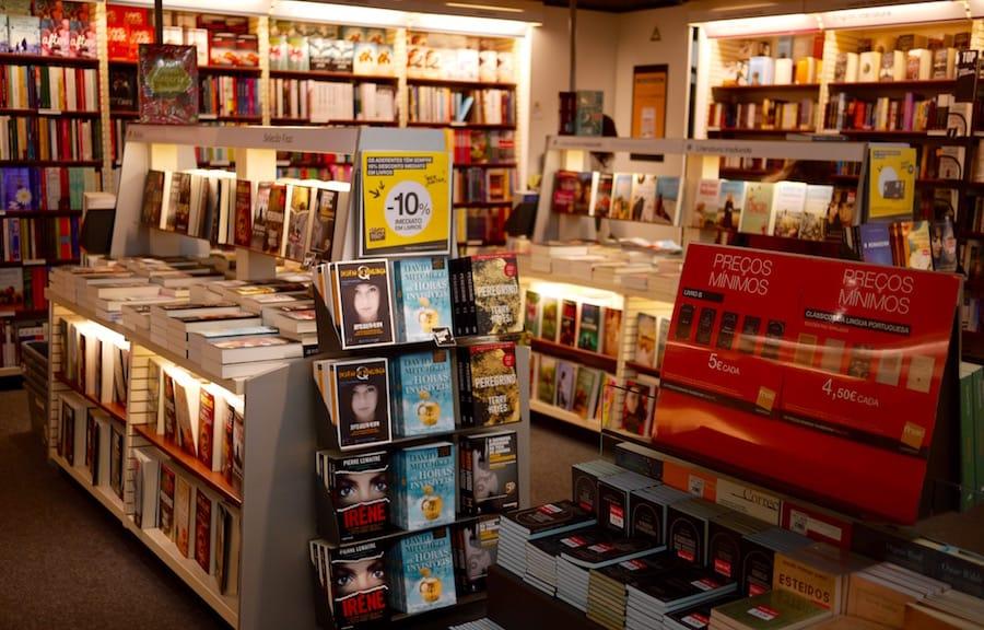 bookshop porto fnac