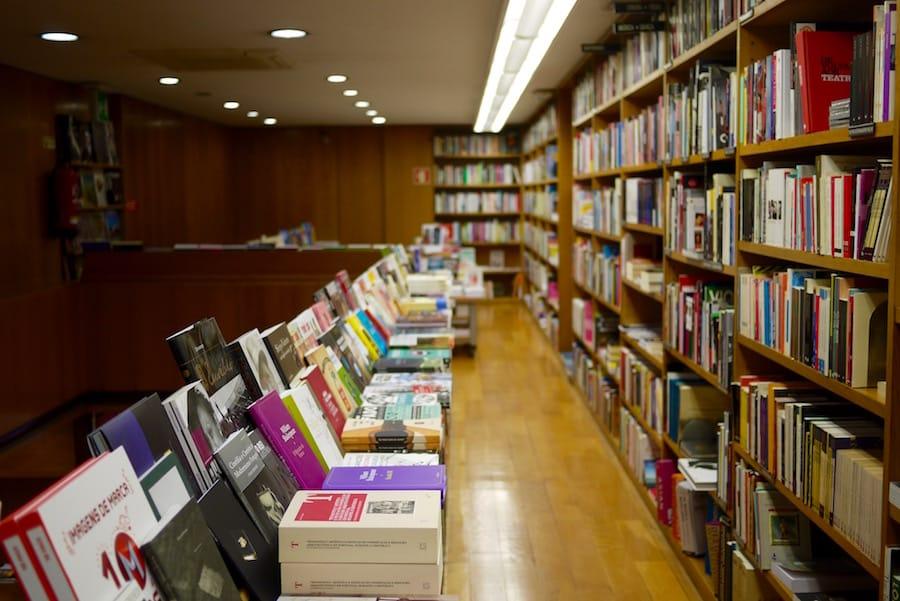 bookshop porto livraria leitura