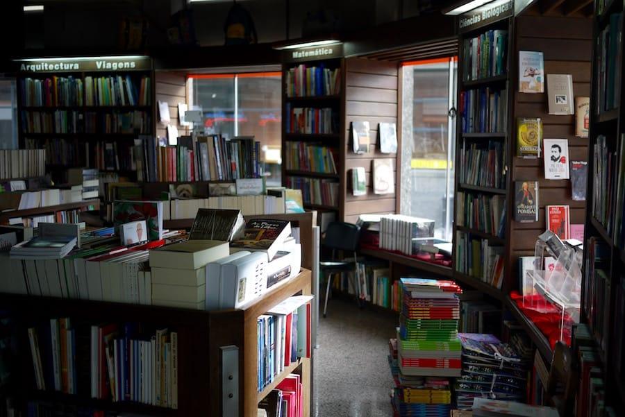 bookstore porto livraria jose alves