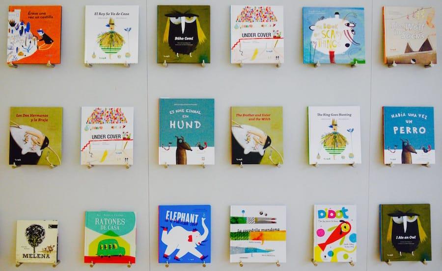 children bookstore porto papa livros selection books