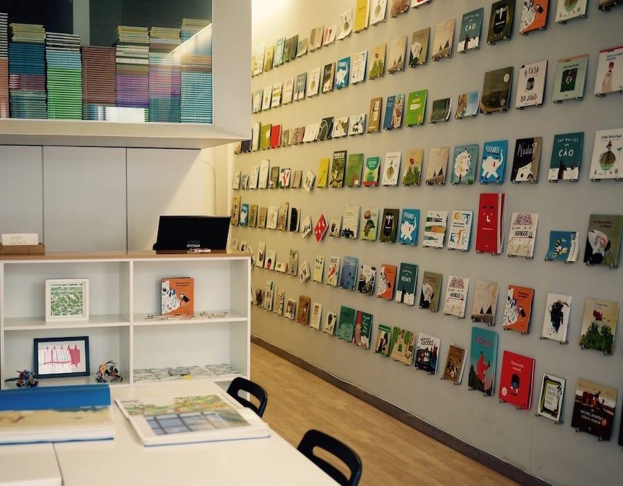livrarias infantis porto papa livros