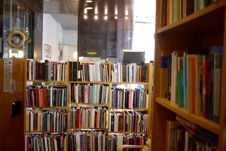 livrarias porto poetria