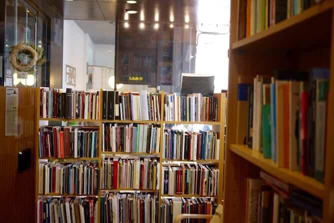poetria poetry bookstore porto