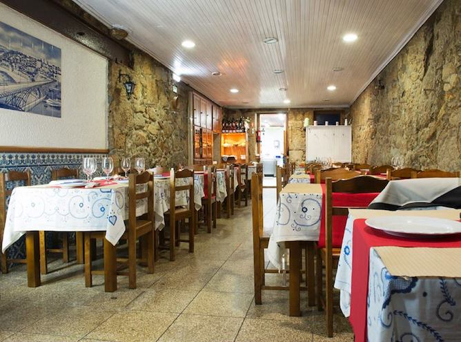 What are the best restaurants in porto for a low budget