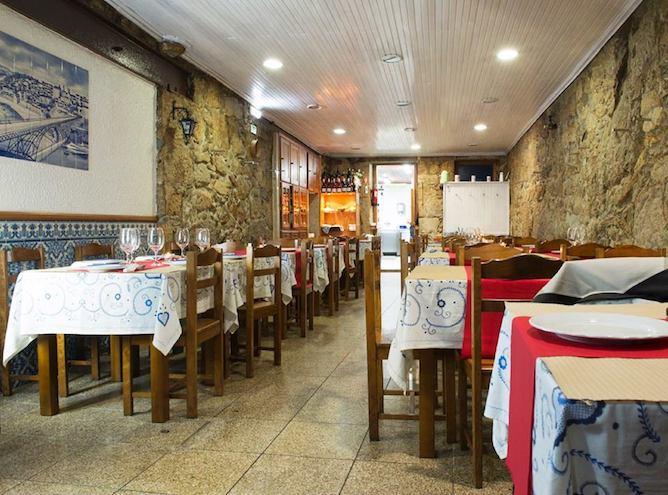 cana verde restaurante economico porto