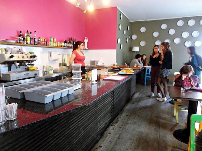 pimenta rosa low cost restaurant porto