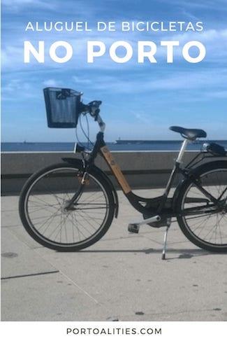 aluguel bicicletas tours porto