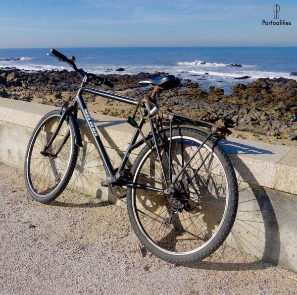 best places bike rent porto