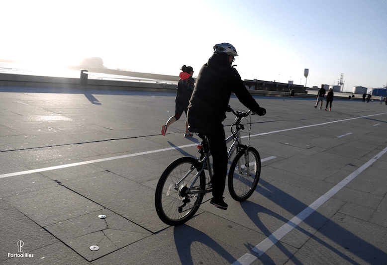 best places bike rent porto bike lane matosinhos