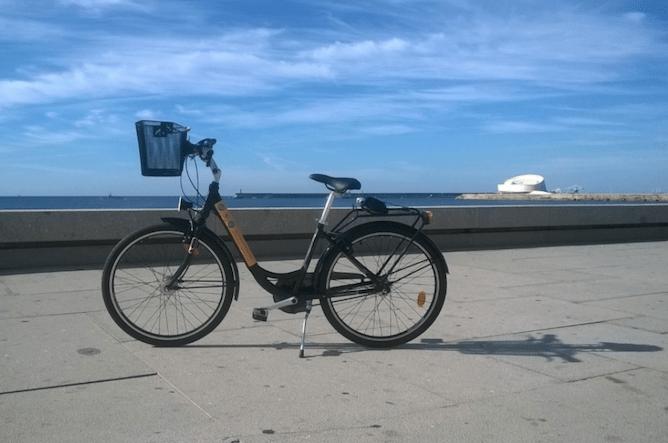 best places bike rental porto