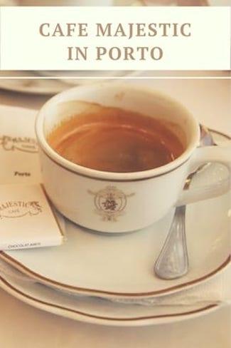 cafe majestic in porto