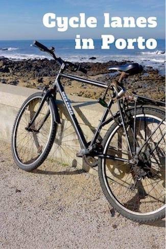 cycle lane bikeshops porto