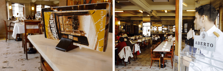 historia famoso cafe guarany porto detalhes