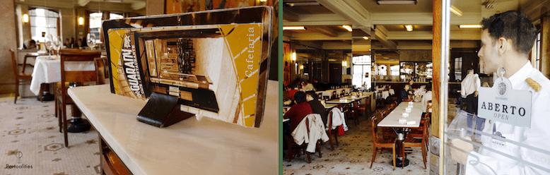 history famous cafe guarany porto details