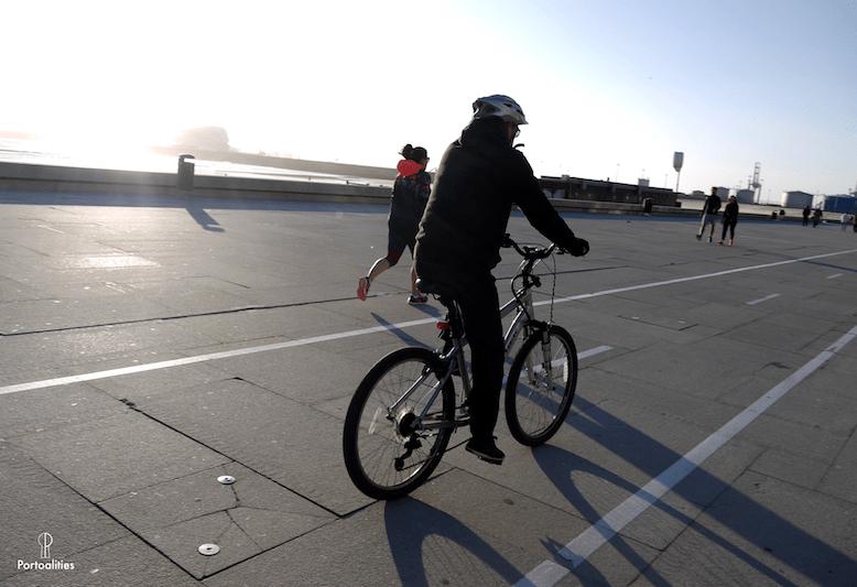 melhores tours bicicleta porto ciclovia praia matosinhos