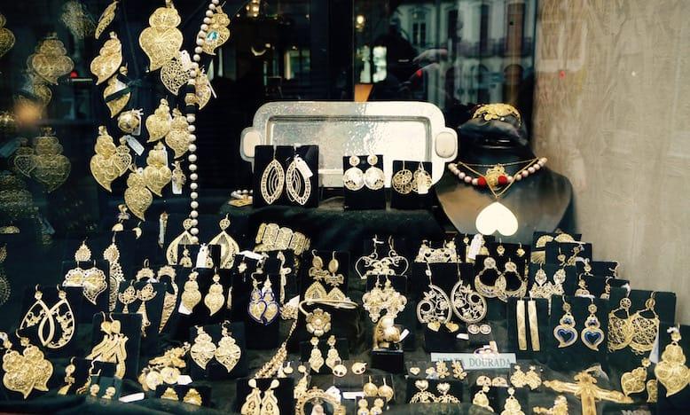 shopping filigree porto portugal ourivesaria das flores ancient jewellery