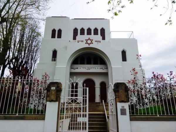 sinagoga do porto a maior da peninsula iberica
