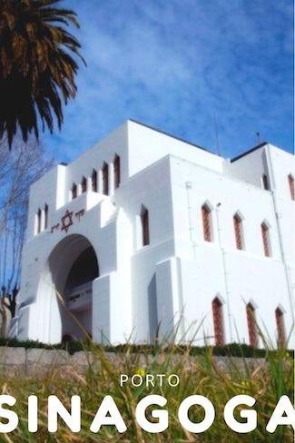 sinagoga porto pinterest