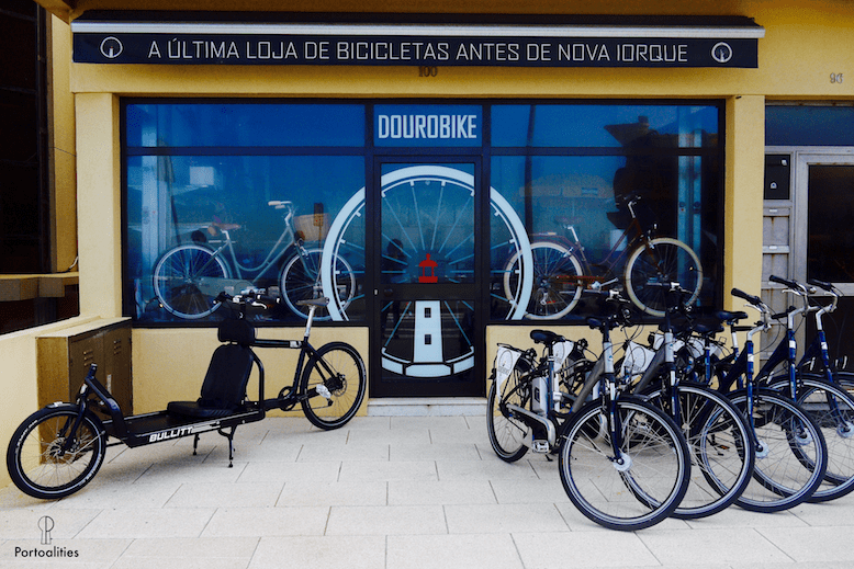 sitios bike friendly porto douro bike