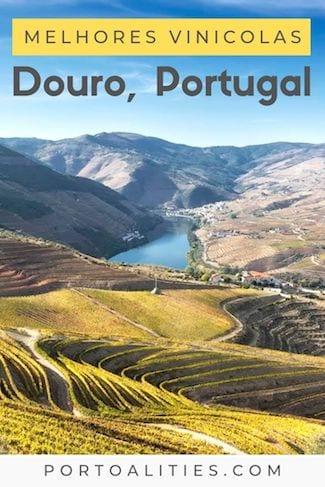 melhores vinicolas douro portugal
