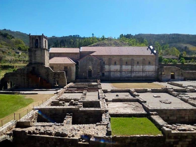 monastery sao joao tarouca portugal
